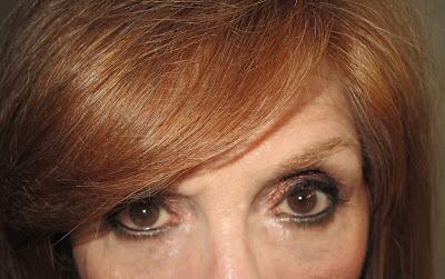 Imagen Ojos abiertos look brown miss cop