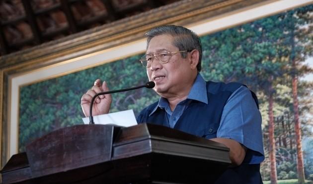 Rumahnya Digeruduk Massa, SBY Minta Keadilan