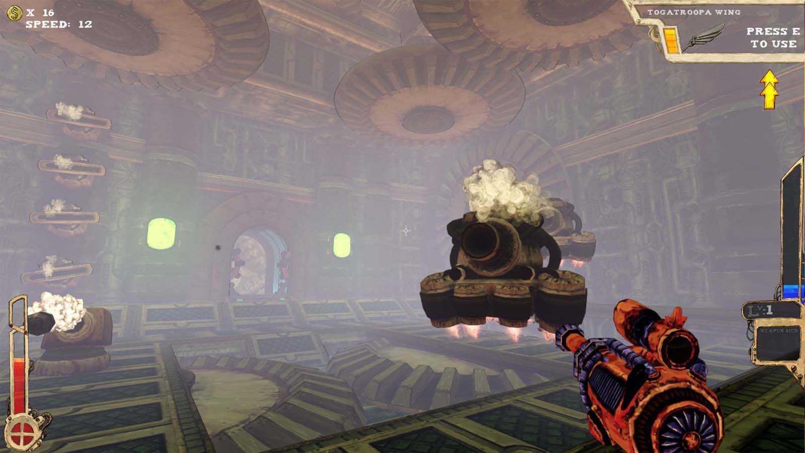 تحميل لعبة Tower Of Guns مضغوطة برابط واحد مباشر كاملة مجانا