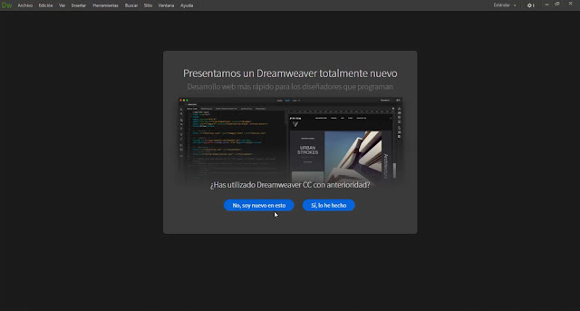 Adobe Dreamweaver CC 2017 [Version 17.0] [x32/x64] Full [Esp] [MG]