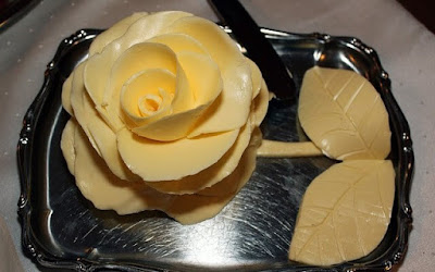 Butter Flower - Creative with Food