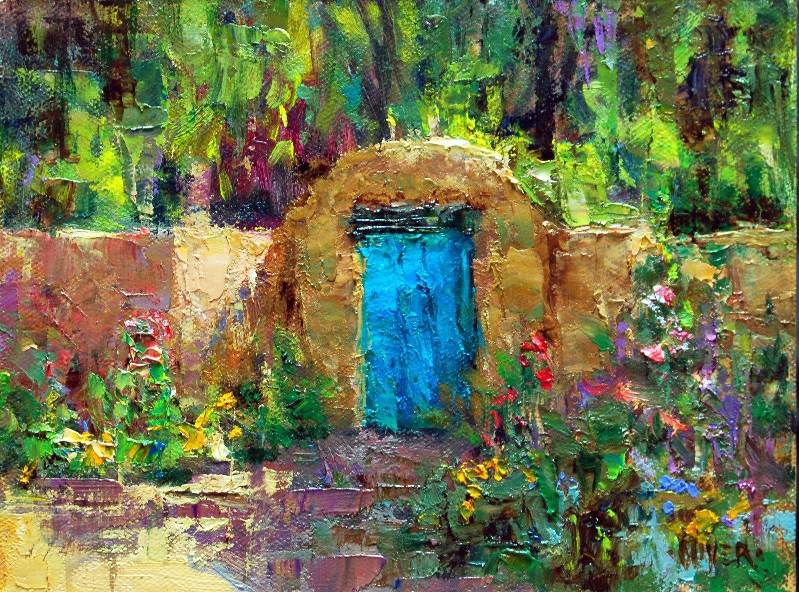 Art Talk Julie Ford Oliver July 2012