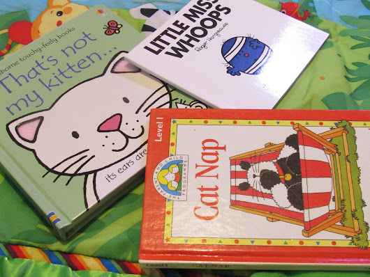 Books For Babies - What Jessica Is Loving | Blooming Fiction
