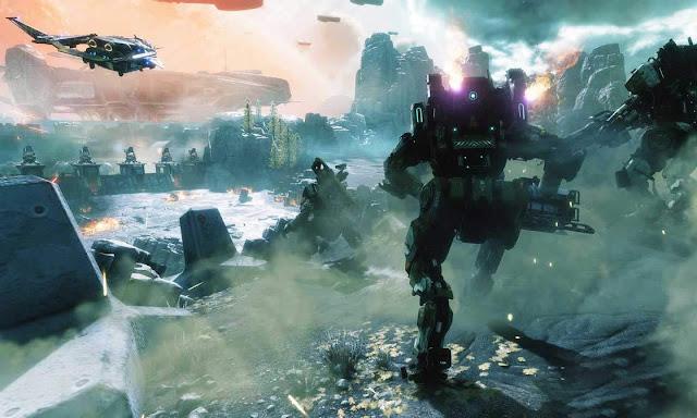 Chega o primeiro gameplay oficial de Titanfall 2. É revelado novos titãs, habilidades e características no novo gameplay.