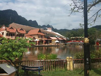 Foto van Oriental Village op Langkawi Island