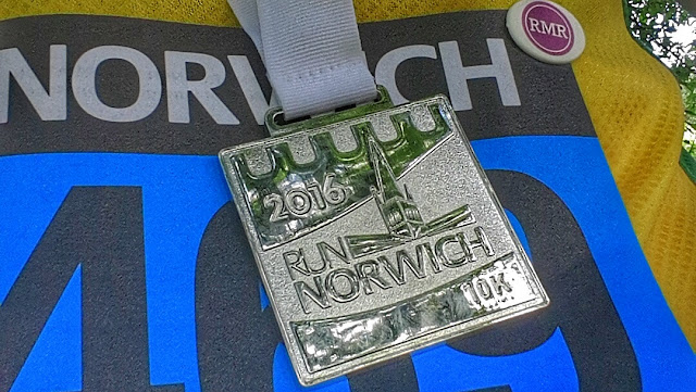 Project 366 2016 day 220 - Run Norwich 10k // 76sunflowers