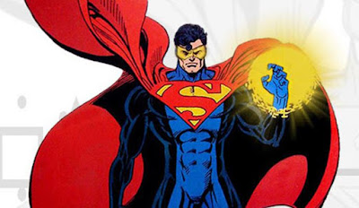 eradicator superman