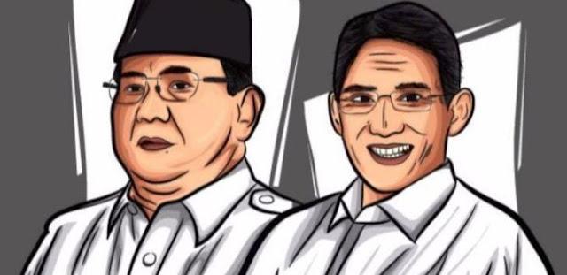 Perbandingan Harta Kekayaan Prabowo-Sandiaga, Jokowi-KH Ma'ruf Amin Is Nothing!