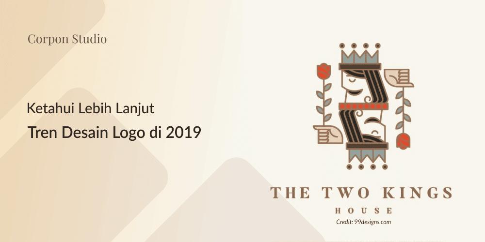 Trend Desain Logo 2019