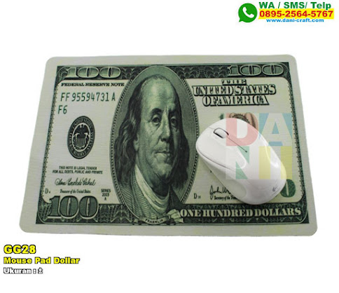 Mouse Pad Dollar