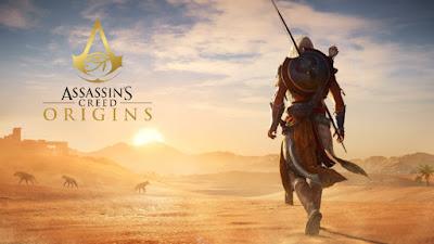 Assassin's Creed Origins nos sumerge en el antiguo Egipto, en nuevo inicio de la saga