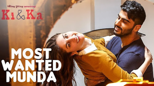 Most Wanted Munda - Ki & Ka (2016)