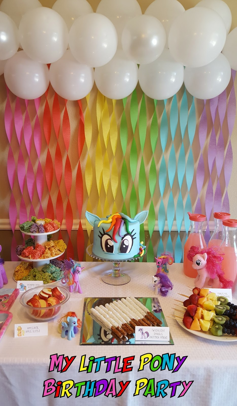 my little pony birthday party Patty Cakes Bakery: My Little Pony Birthday Party my little pony birthday party