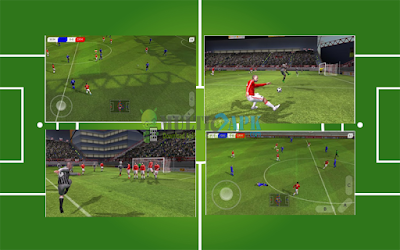 Dream League Soccer 2016 Versi 3.041 Mod APK+Data
