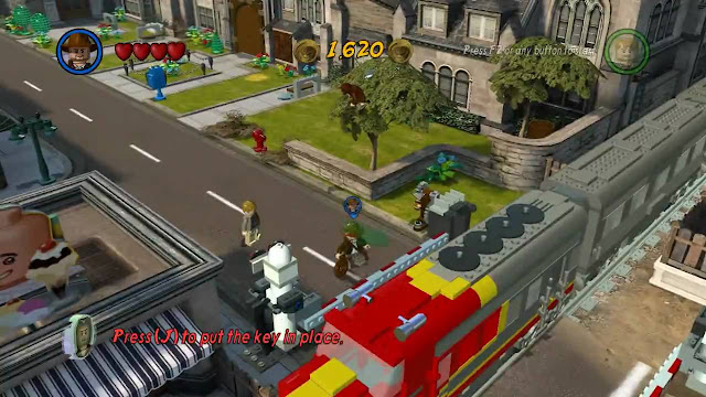 LEGO Indiana Jones 2: The Adventure Continues Screenshot-1