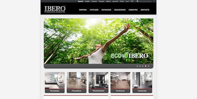 Ibero página web