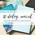 10 dolog, amivel megtölthetsz egy üres füzetet