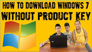 How To Download Windows 7 Without Product Key From Microsoft With Microsoft Windows and Office ISO D