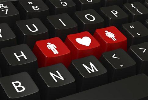 Άνοιγμα γραμμών για παραδείγματα online γνωριμιών