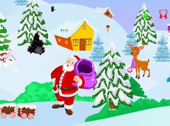 Play AjazGames Escape Giggle Gift Christmas