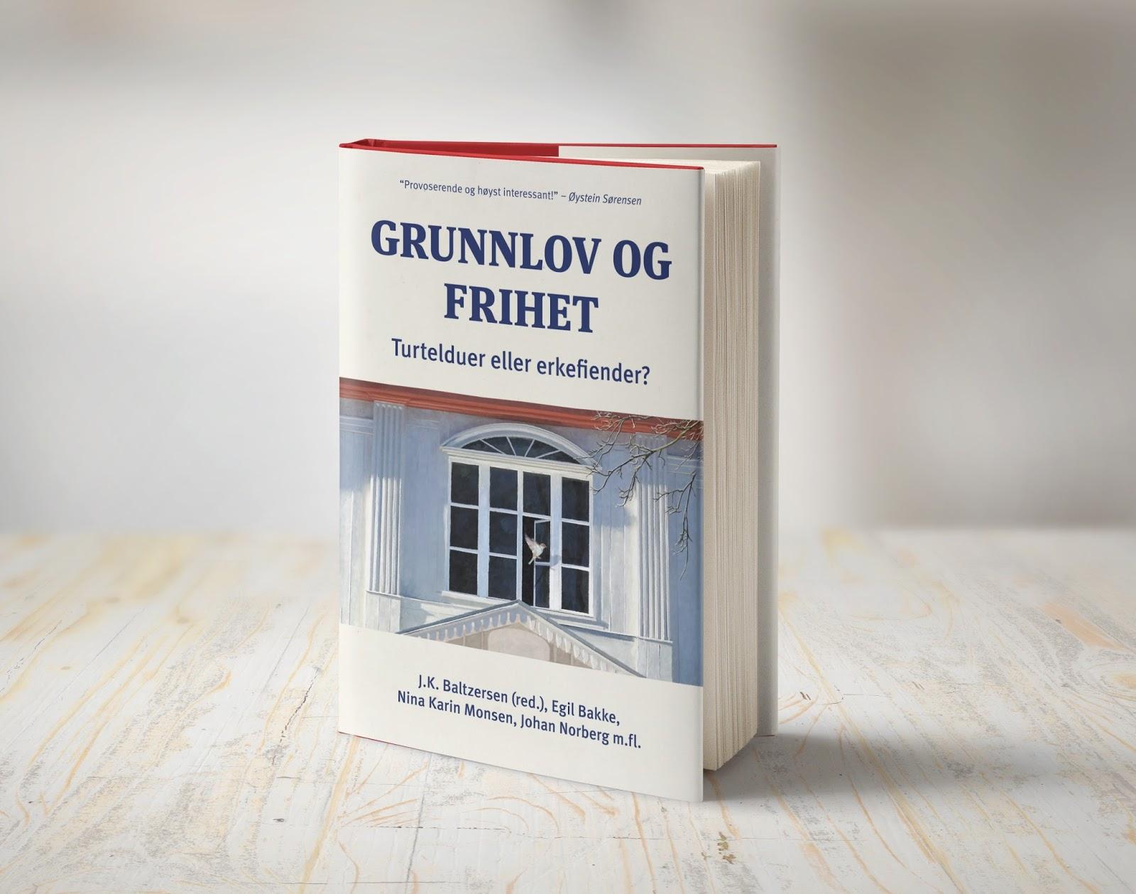 Grunnlov og frihet: turtelduer eller erkefiender?