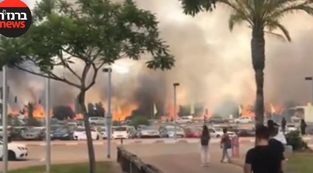 Kewalahan Hadapi Layang-Layang Api, Israel Ancam Serang Gaza