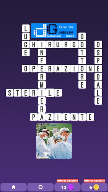 Soluzioni One Clue Crossword livello 17 schemi 14 (Cruciverba illustrato)  | Parole e foto