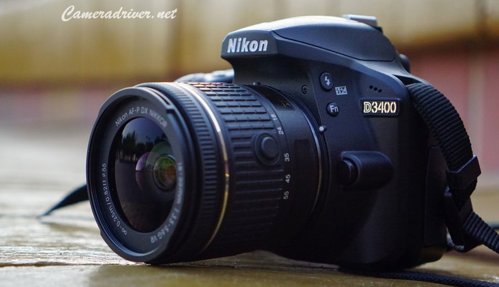 Nikon D3400 Firmware and Software Download
