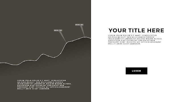 Free Infographic PowerPoint Template with Editable Data chart Slide 2