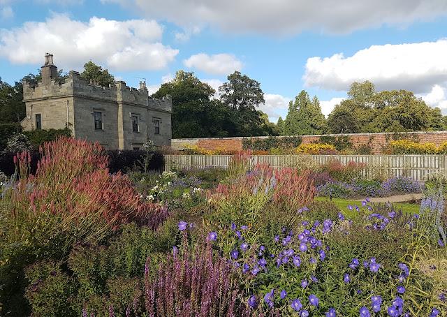 The Tapestry garden