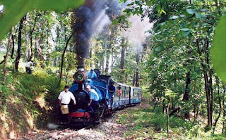Darjeeling Himalayan Railway or Toy Train
