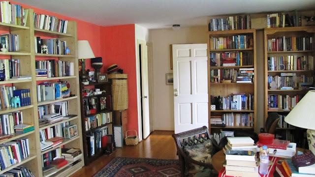 Emoke's library
