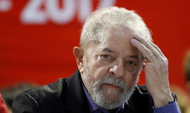 TRF aumenta pena de Lula para mais de 12 anos