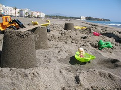 Creative Beach Play