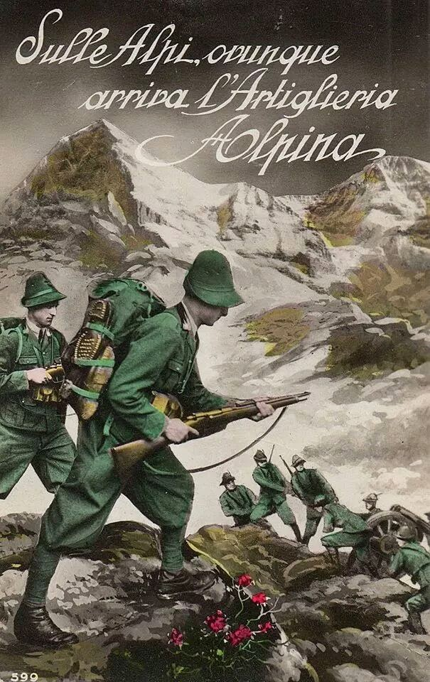Alpine Troops