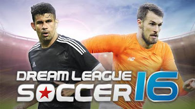 Download Gratis Dream League Soccer 16 apk + obb