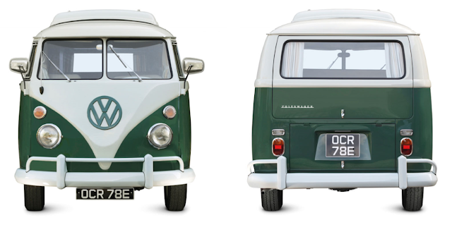 Volkswagen Kombi, classic cars