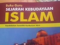 Buku Sejarah Kebudayaan Islam Ini Dinilai Hina Keyakinan Nahdliyin