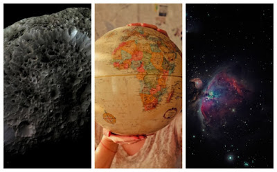 Asteroid 1193 Africa and other asteroids are studied by astronomers who want to understand how to protect earth, the history and inner workings of the solar system