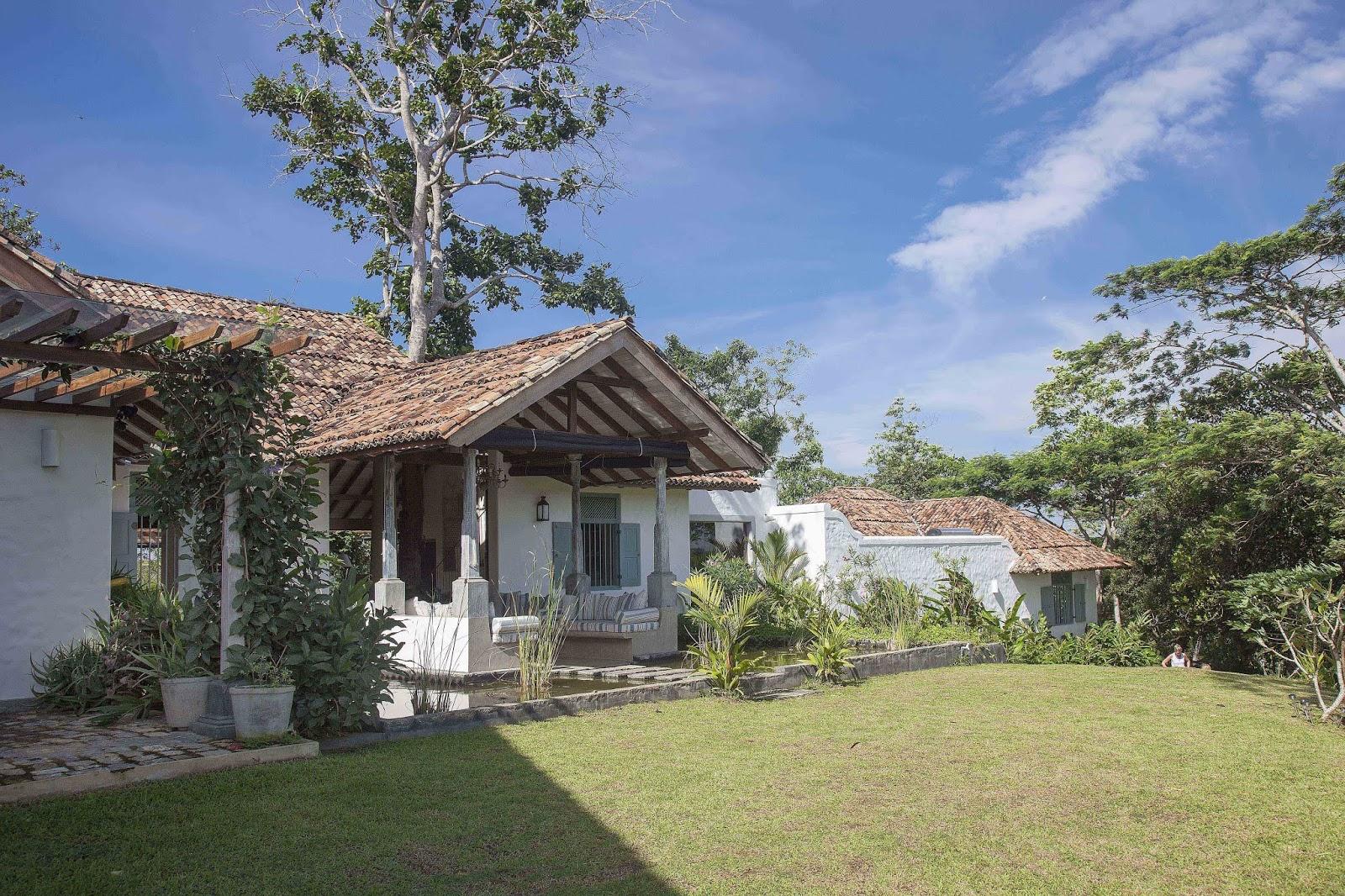 Lulu Klein A Stunning Holiday Villa In Sri Lanka