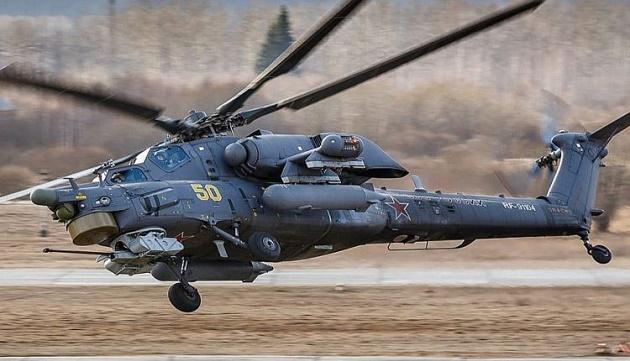 Αυτά είναι τα θανατηφόρα ελικόπτερα του Πούτιν!   Εικόνες - Βίντεο