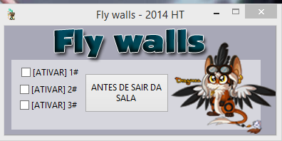 Screenshot 1 Transformice Fly Wall Hile Botu 2014 indir