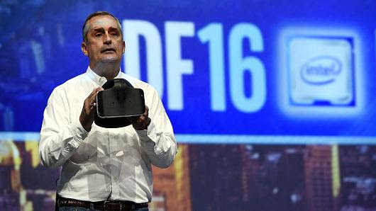Intel to buy Movidius to help it win in new tech like virtual reality, driverless cars