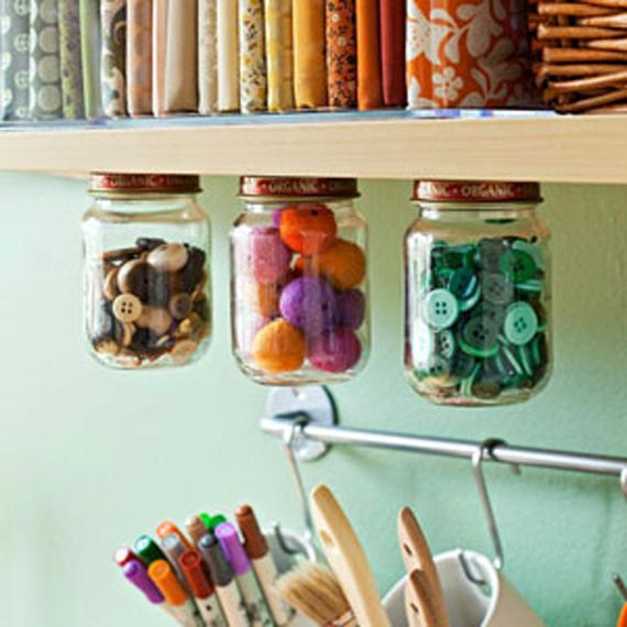Repurpose Baby Food Jars