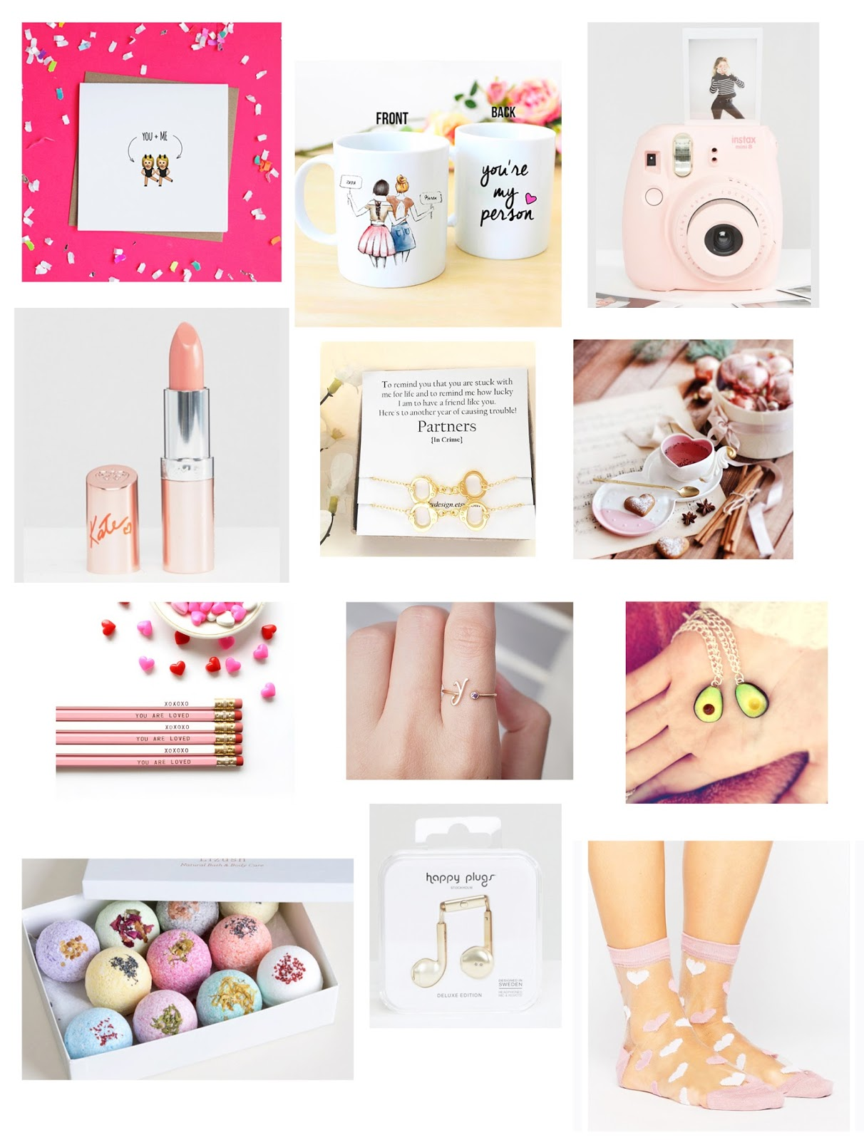 cute valentines day gift ideas for friends