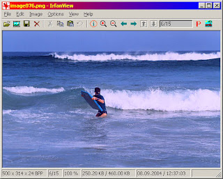 IrfanView Screenshoot
