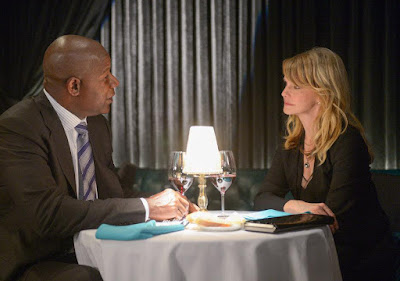 Reverie (series) Dennis Haysbert and Kathryn Morris Image 1
