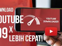 8 Cara Download Video Youtube dengan Kecepatan Maksimal 99% Sukses