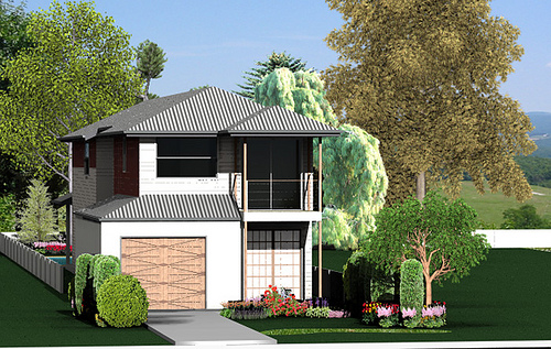 New home designs latest modern small homes exterior designs for Small home outside design