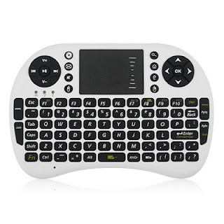 [SOLD] UKB-500-RF 2.4GHz Mini Wireless Air Mouse 92-key Keyboard
